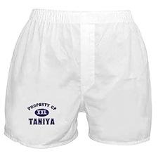 Property of taniya Boxer Shorts