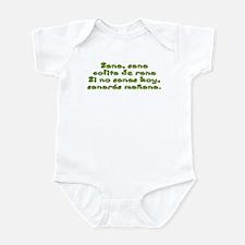 Sana, Sana, colita de rana Infant Bodysuit