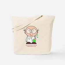 Medical Laboratory Professionals Tote Bag
