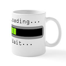 caffeine-loading Small Mug