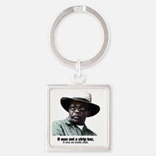 2-MarionBarry Square Keychain