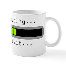 brain-loading Mug