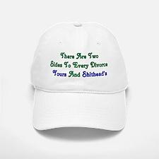 Divorce Baseball Baseball Cap