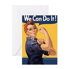 we-can-do-it_sb Greeting Card