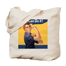we-can-do-it_sb Tote Bag
