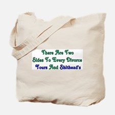 Divorce Tote Bag