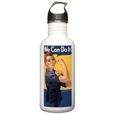 we-can-do-it_y Sports Water Bottle