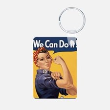 we-can-do-it_y Keychains
