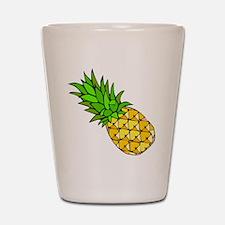 Psych - Pineapple.gif Shot Glass