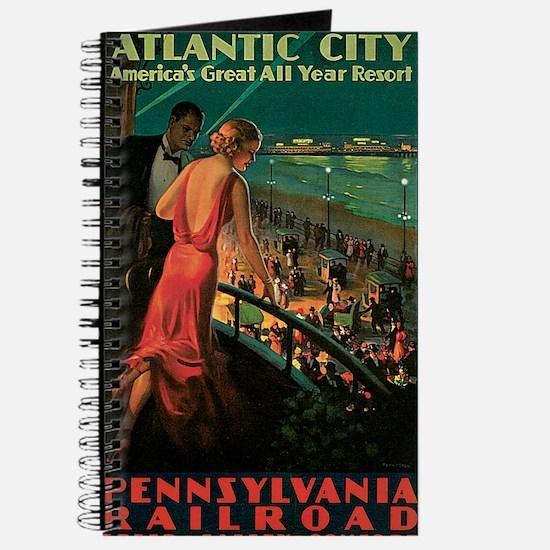 Atlantic City Pennsylvania Railroad 1 Journal