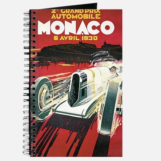 Monaco Grand Prix 1930 1 Journal