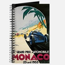 Monaco 5th Grand Prix Automobile 1933 1 Journal