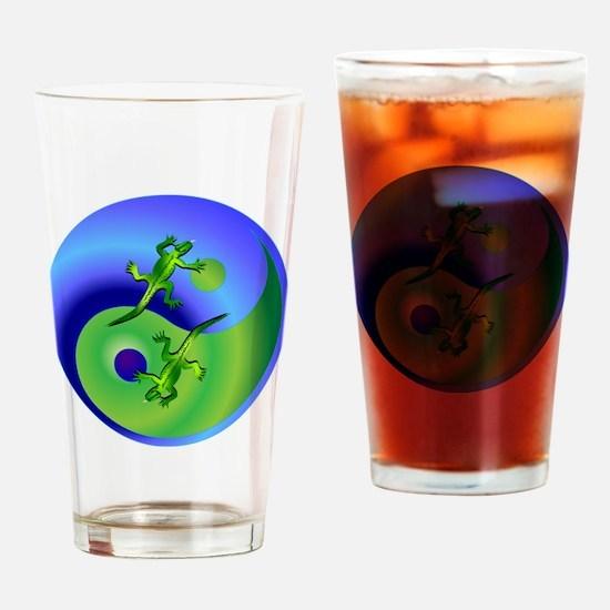 5-lizard Drinking Glass