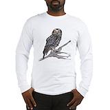 Owls birds Long Sleeve T-shirts