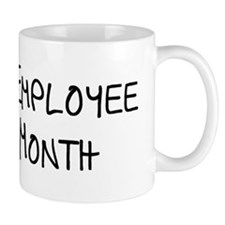 Psycho Employee Of The Month Mug