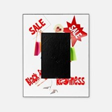 Black Friday Readiness Trans Picture Frame