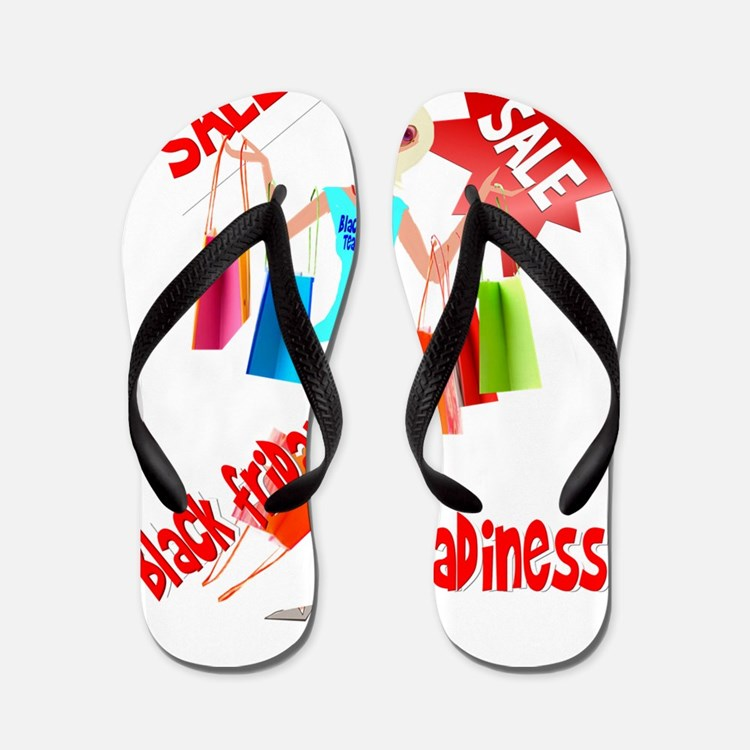 Black Friday Readiness Trans Flip Flops
