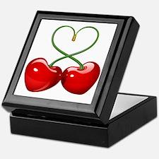 Cherry Love Keepsake Box