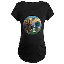 St Francis (R) - Alaskan Ma T-Shirt