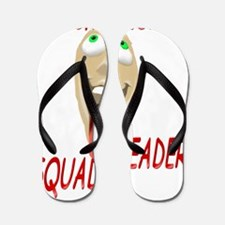 Black Friday Squade Leader Trans Flip Flops