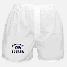 Property of susana Boxer Shorts