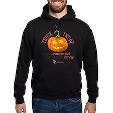 halloween1-non-verbal Hoodie