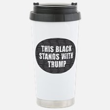 Black for Trump Mugs