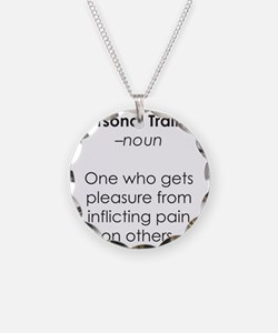 personal_trainer Necklace