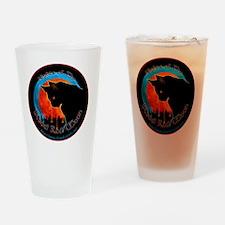 2-BRMtshirtRound Drinking Glass
