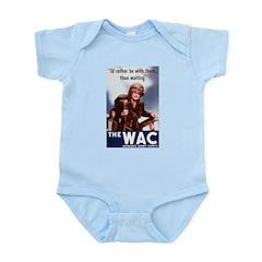 WAC Infant Bodysuit