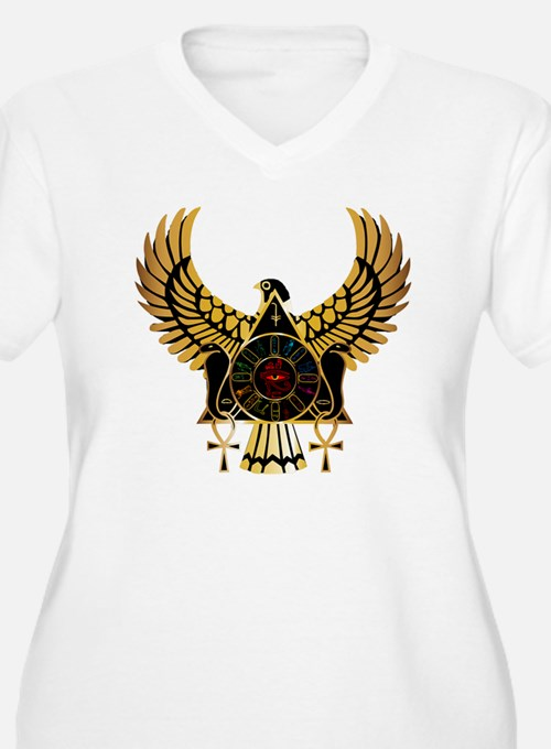egyptianonwhite T-Shirt