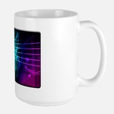 color of music_template_submit Ceramic Mugs