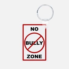 nobullyzone Keychains