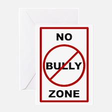 nobullyzone Greeting Card
