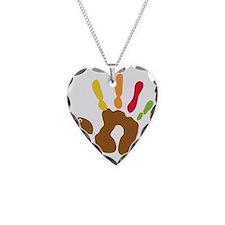 turkeyhand_dark Necklace