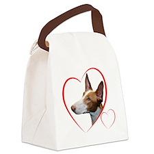 BeezerLovePlain Canvas Lunch Bag