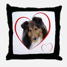 CaseyLovePlain Throw Pillow