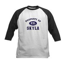 Property of skyla Tee