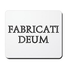 FABRICATI DEUM Mousepad