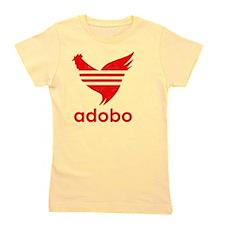 adob-red Girl's Tee