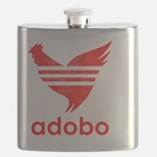 adob-red Flask