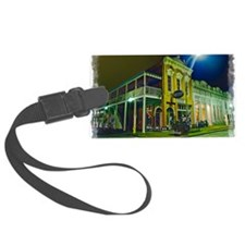 Square Books Luggage Tag