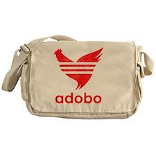 adob-red Messenger Bag