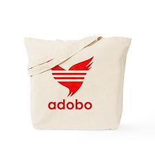 adob-red Tote Bag