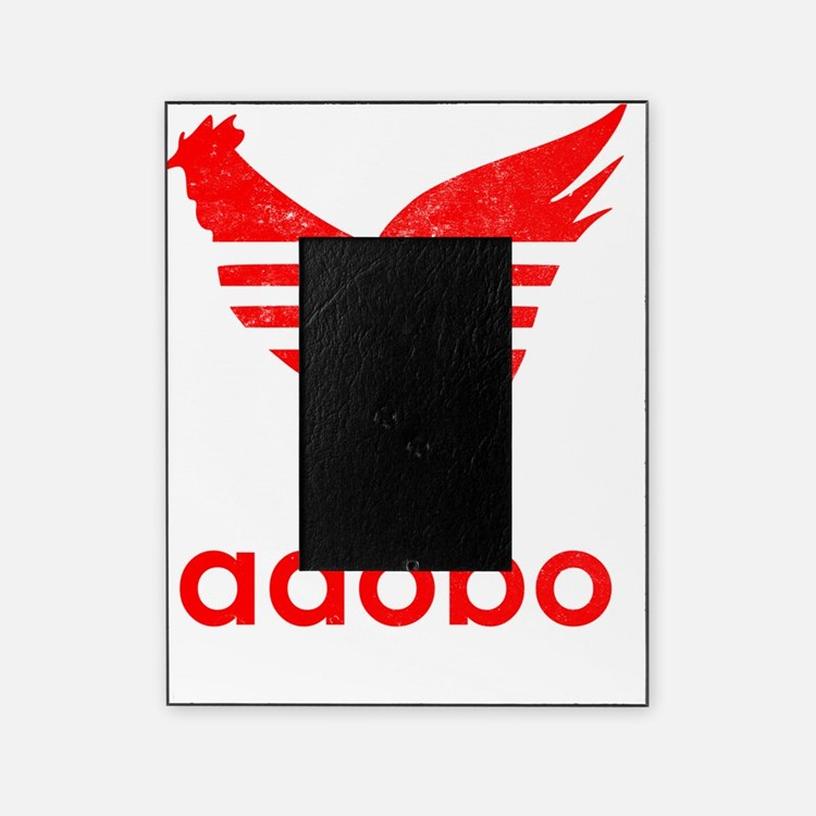 adob-red Picture Frame