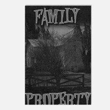 2-fampropertycover3 Postcards (Package of 8)