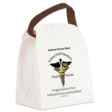 ONC-nnw-cd Canvas Lunch Bag