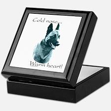 Malinois Warm Heart Keepsake Box