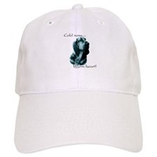 Bloodhound Warm Heart Baseball Cap