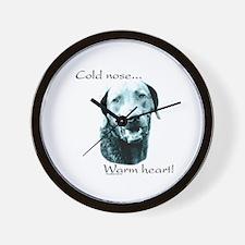 Chessie Warm Heart Wall Clock